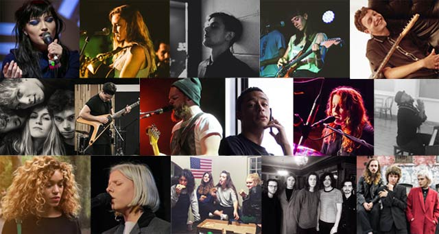 16 for 2016: new songwriting talent
