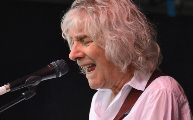 Albert Lee. Photo: Michael Hingston