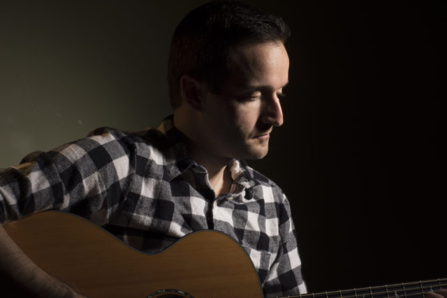 Today's exclusive track is from the superb, |Austin Coleman