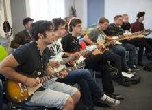 Students at BIMM Brighton