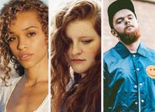 BRITs Critics Choice shortlist – Izzy Bizu, Frances and Jack Garratt