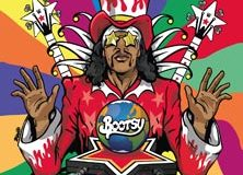 Bootsy Collins 'World Wide Funk' album