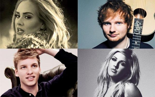 British songwriters