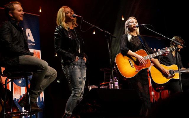 CMA Songwriters Series: McAnally, Lambert, Monroe and Worsham