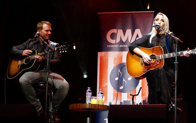 CMA Songwriters Series: McAnally & Monroe