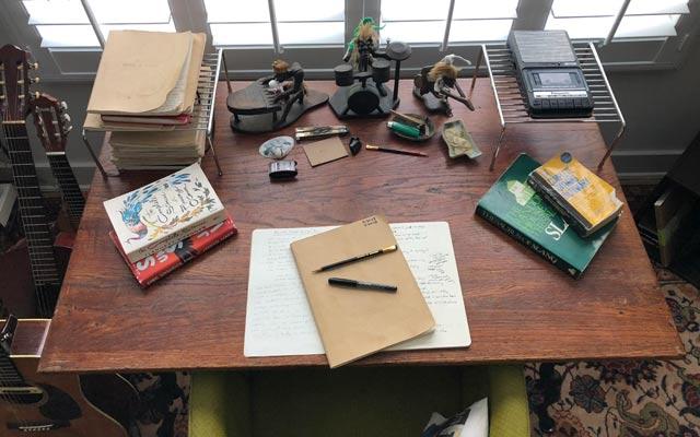 Charlie Worsham's Songwriting Survival Kit