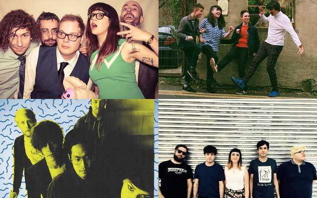 Continental Drift EP bands