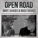 Dave Davies & Russ Davies 'Open Road' album cover