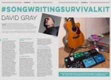 David Gray's Songwriting Survival Kit