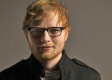 Ed Sheeran. Photo: Greg Williams