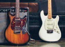 Ernie Ball Music Man Stingray and Cutlass