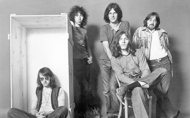 Fairport Convention: the 1970 line-up