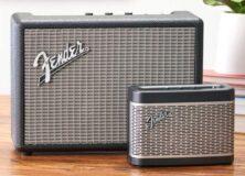 Fender Monterey and Newport speakers