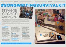 Frankie Cosmos' (Greta Kline) #SongwritingSurvivalKit