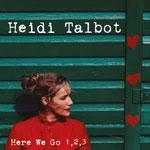 Heidi Talbot 'Here We Go 1, 2, 3' album artwork