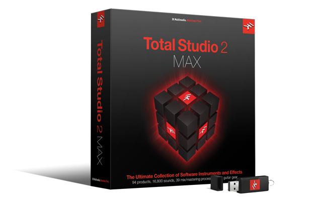 IK Total Studio 2 Max