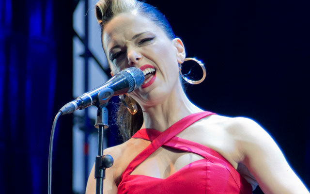 Imelda May at Madgarden Fest