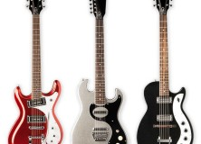 Jay Turser J-Tones Series guitars
