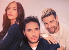 Jonas Blue, Liam Payne and Lennon Stella