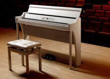 Korg G1 Air Concert white piano