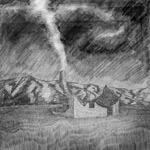 Lee Endres 'Croft' album artwork