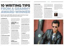 Mark Farris' writing tips