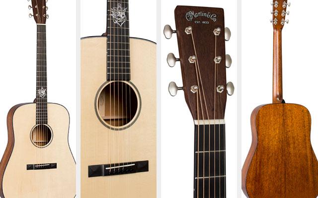 Martin Guitar D-18 Jason Isbell