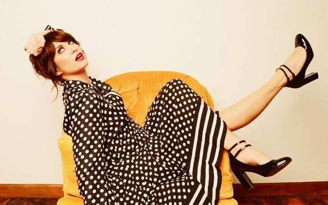 Nicole Atkins. Pic: Shervin Lainez