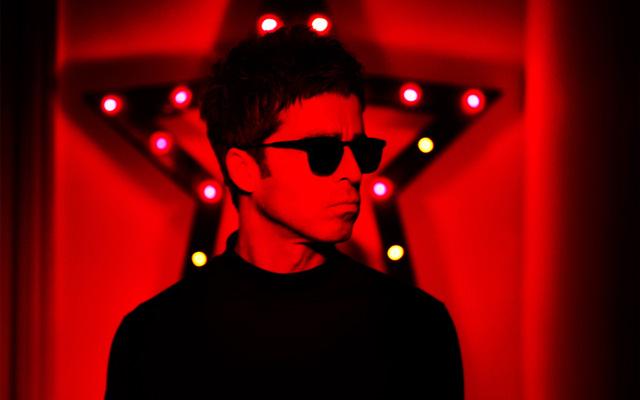 Noel Gallagher. Photo: Lawrence Watson