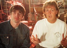 Noel Gallagher & Paul McCartney