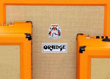 Orange Crush amps