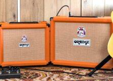 Orange Rocker amps