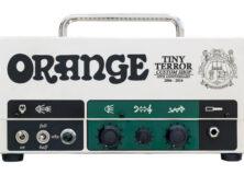 Orange Tiny Terror 10th Anniversary Stack