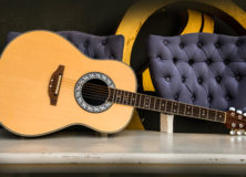 Ovation Glen Campbell signature model – Photo by Rob Shanahan