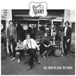 Patch & The Giant 'All That We Had, We Stole' album artwork