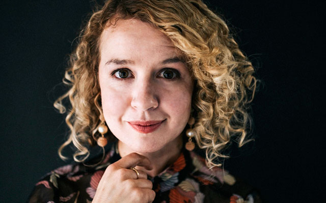 Rebekah Rolland. Pic: Amy Martell