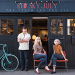 Red Sky July 'The Truth And The Lie' album packshot