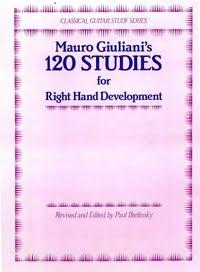 Mario Giuliani 120 studies