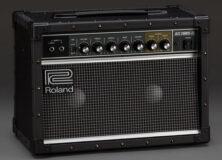 Roland JC-22 Jazz Chorus guitar amplifier