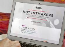 Royalty Exchange's Hot Hitmakers chart