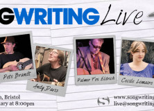 Songwriting Live – 25 Feb