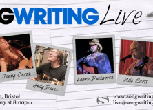 Songwriting Live, Bristol Fringe, 28 January 2014
