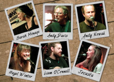 Songwriting Live 28 Oct 2014