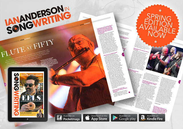 Songwriting Spring 2018: Ian Anderson
