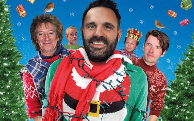 Shaun Keaveny Christmas song