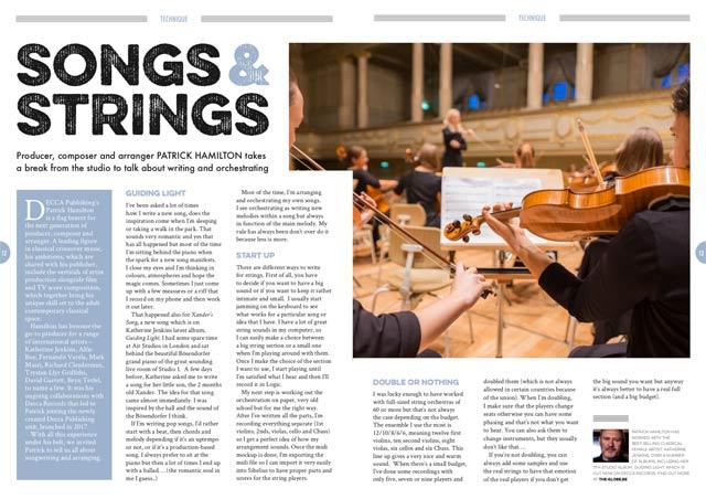 Songs & Strings