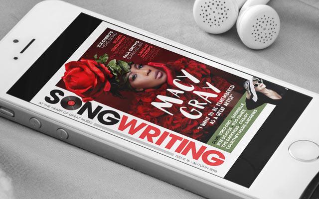 Songwriting Magazine Autumn 2018