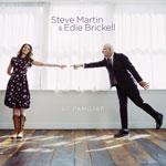 Steve Martin and Edie Brickell So Familiar album cover