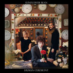 Sunflower Bean 'Human Ceremony' album cover