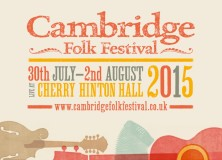 The Cambridge Folk Festival 2015